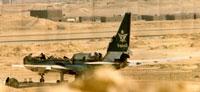 Saudi Arabian Airlines Flugzeugabsturz