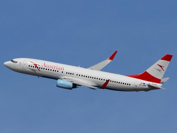 Lauda Air Flugzeug