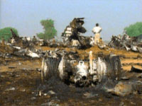 Kasachstan Airlines Absturz 1996